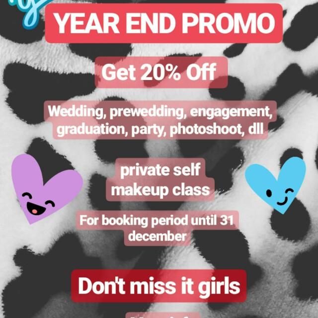 Promo Makeup