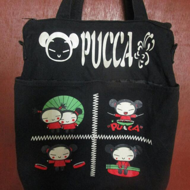 Pucca Bag Authentic From Japan