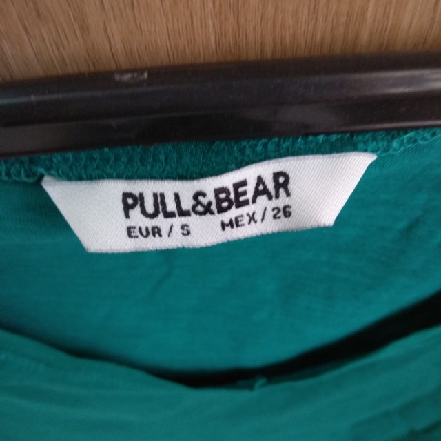 Pull and bear t-shirt Asli murah meriah