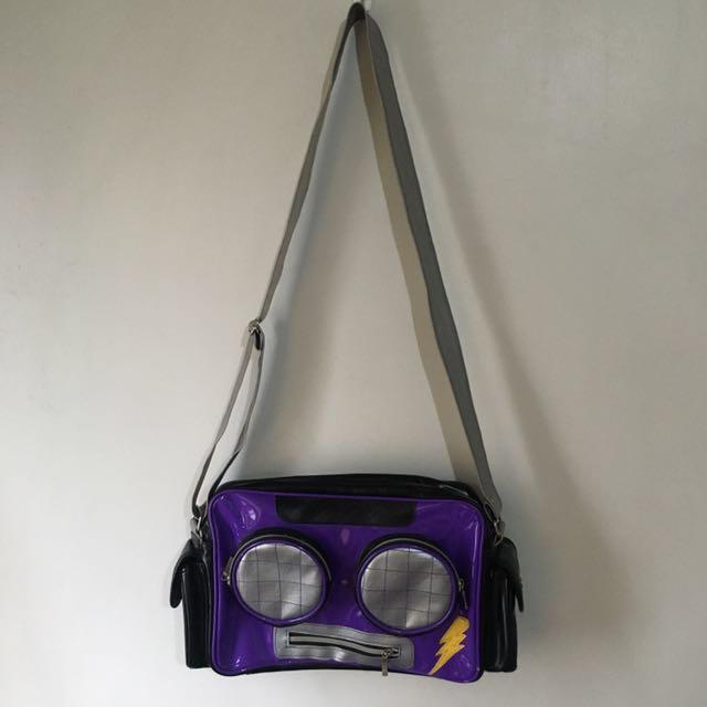 Radio Robot Bag
