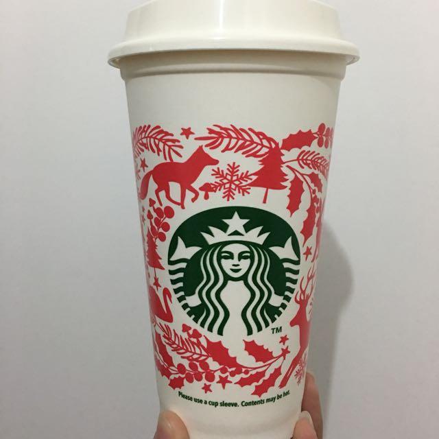 Reuseable Cup Starbucks (Original)