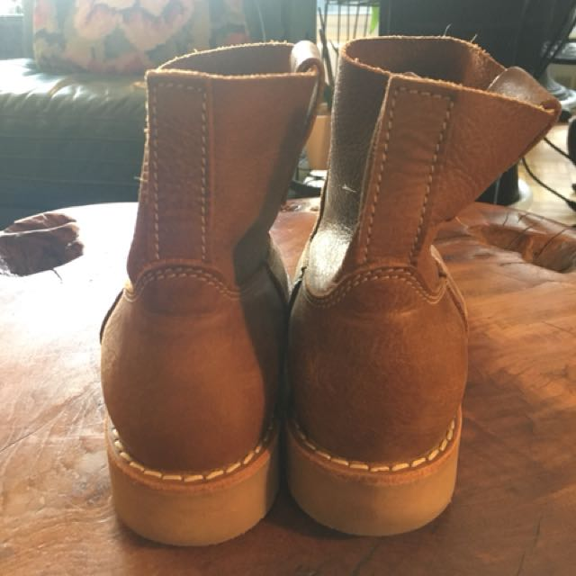 Roots Short Tribe Boots Size 5 1/2