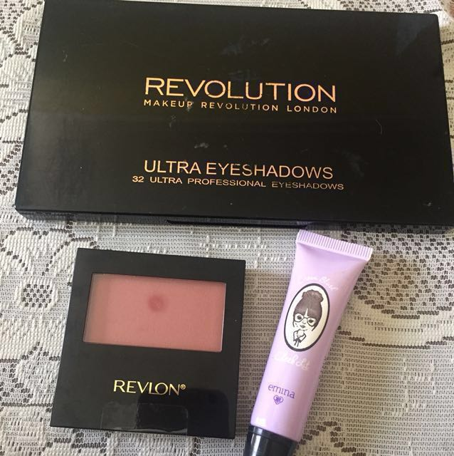 Sale!!! Revlon , makeup revolution, emina