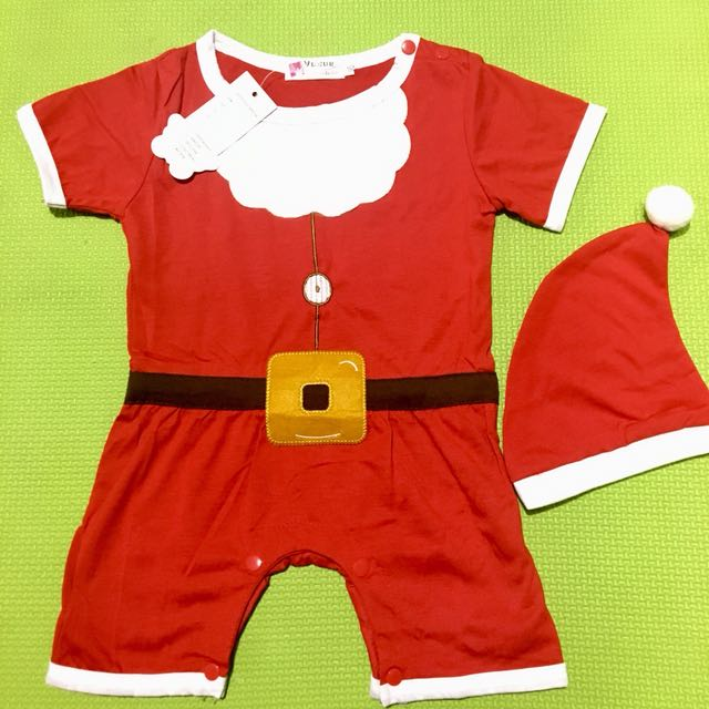 Santa Christmas Costume