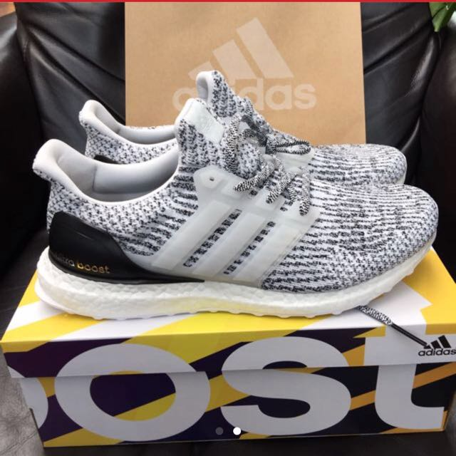 108e72abc21bf Selling Adidas ultra boost Oreo 3.0 us 8(Hot). Stocks on hand ...