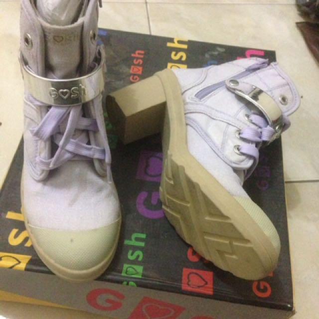 Sepatu Gosh size 38 99897b1e49