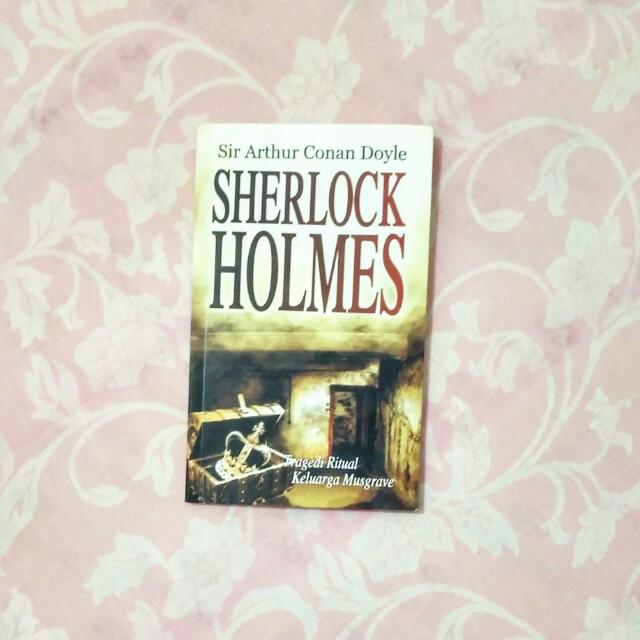 Sherlock Holmes: Tragedi Ritual Keluarga Musgrave