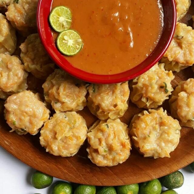Siomay Ayam Homemade
