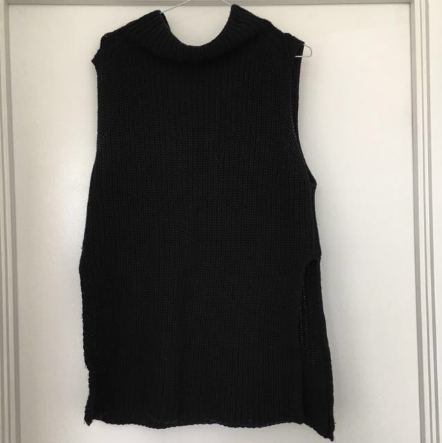 Sleeveless Knit - Similar to Aritzia Durandal Sweater