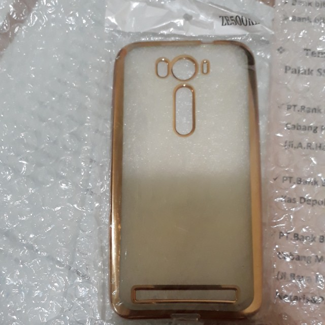Softcase silicon hp asus zenfone 5""