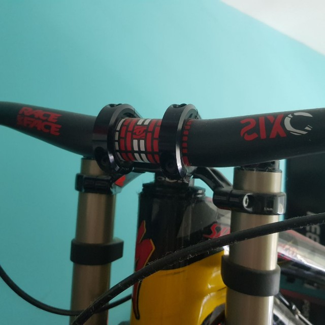 16b46fd7082 Specialized S-WORKS DEMO 8, TROY LEE DESIGN EDITION, Sports, Sports & Games  Equipment on Carousell