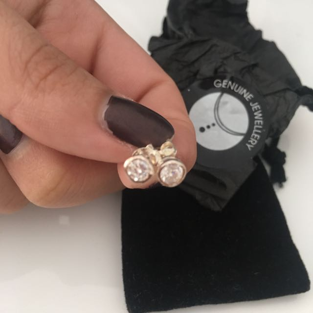 Stirling Silver Studs