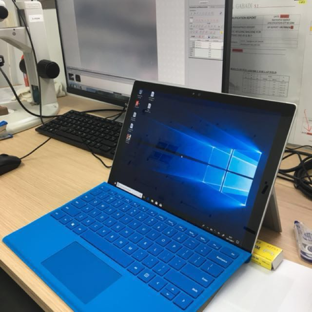 Surface pro 4 128 gb m3 PRICE NOT NEGOCIABLE