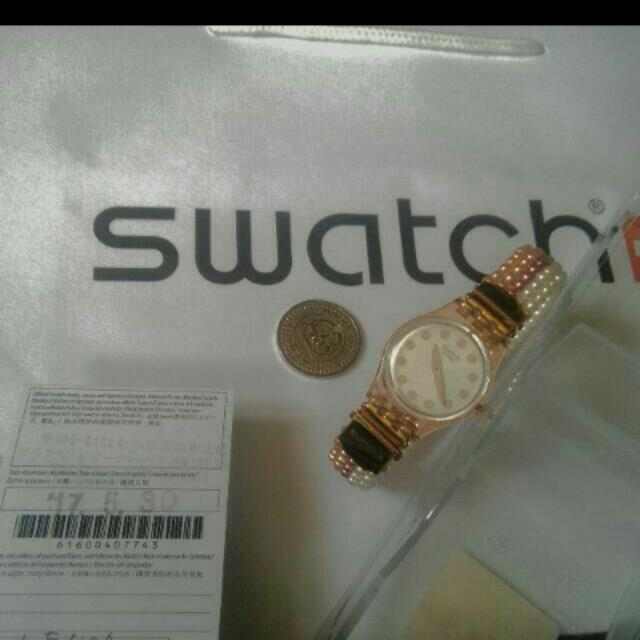 Swatch Irony Pearl Bracelet SOLD 3 MORE Swatches LEFT. .pls See My Listing :)