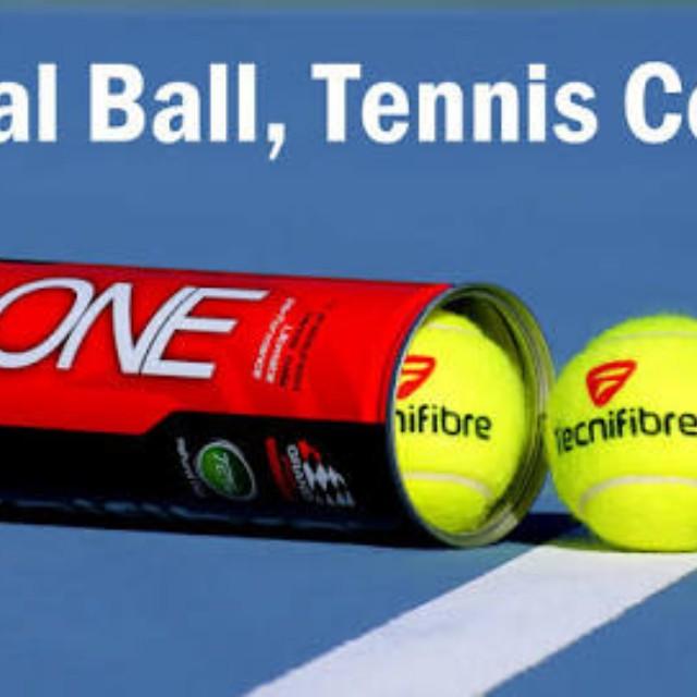 edb1ed29062 Tecnifibre X-One Tennis Balls Price Increase Dec 1