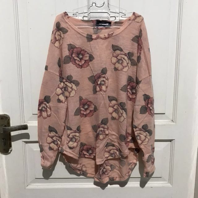 Thailand Floral Knitted