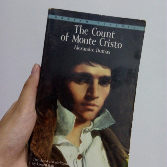 a comprehensive analysis of the count of monte cristo by alexander dumas The count of monte cristo (french: le comte de monte-cristo) is an adventure novel by alexandre dumas, père it is often considered, along with the three musketeers, as dumas' most popular work it is also among the highest selling books of all time.