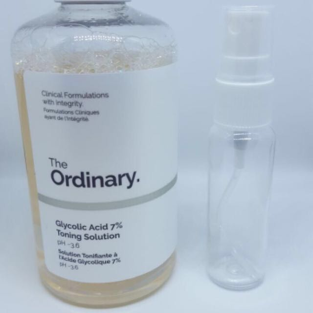 The Ordinary Glycolic Acid 7% [Share In Bottle 30ml]