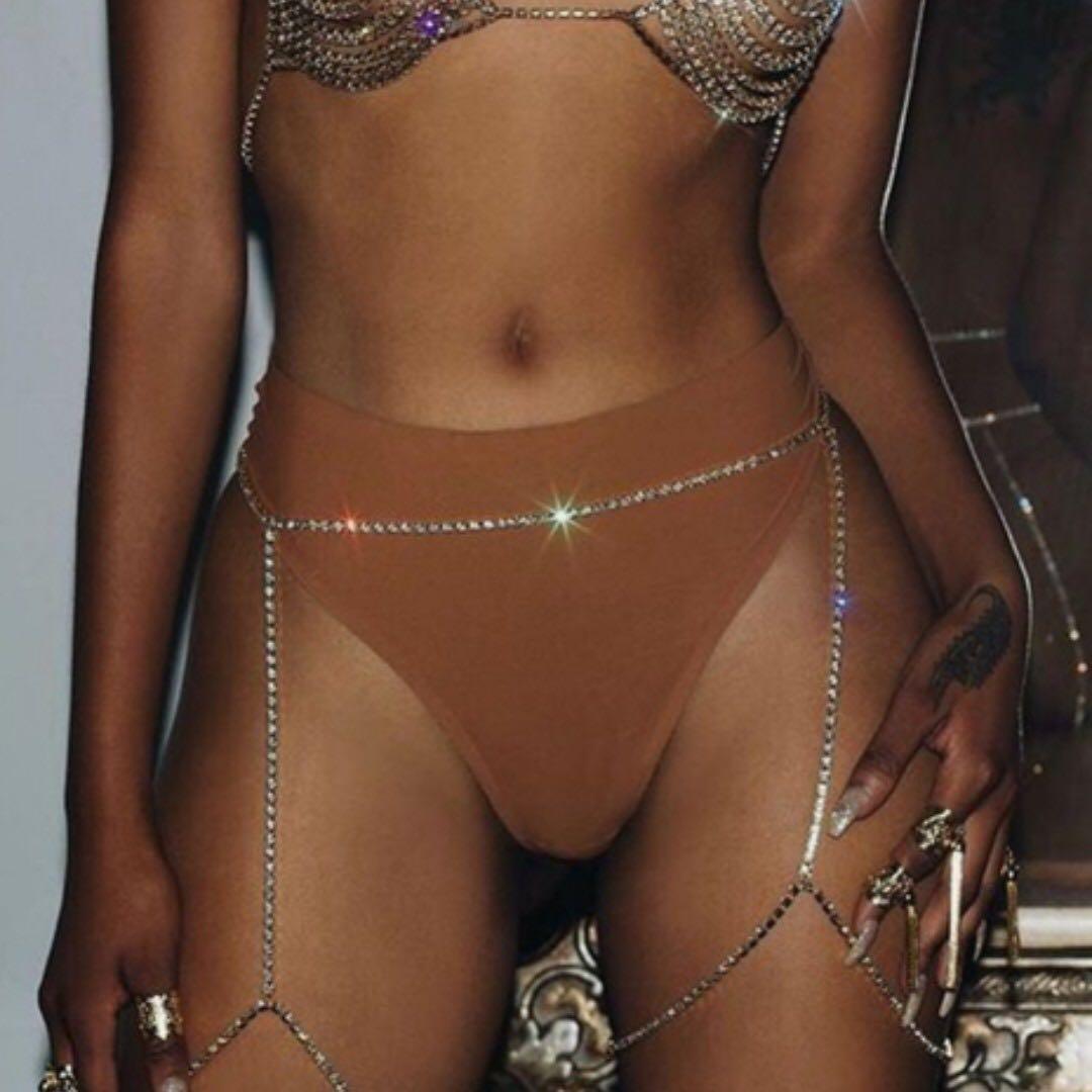 Thigh Body Chain Jewellery