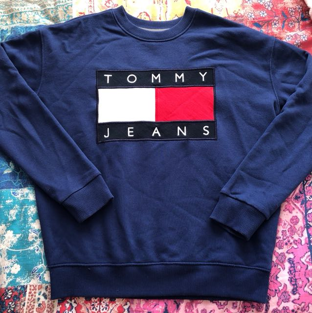 Tommy Jeans Sold Out Jumper sz XS