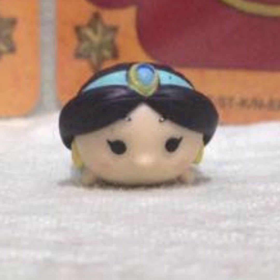 【TSUM TSUM】迪士尼茉莉公主公仔(非磁鐵)
