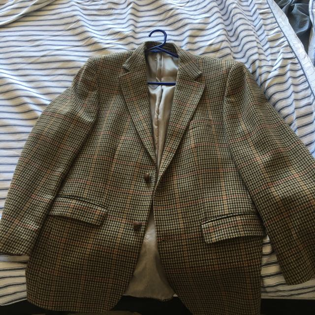 Vintage Cambridge beige jacket