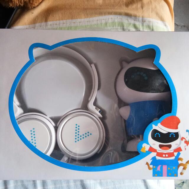 Vivo Speaker and Headset