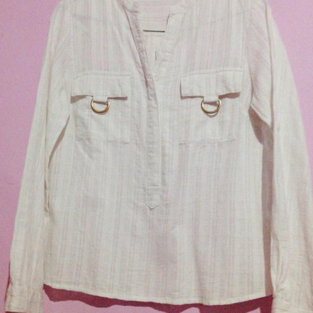 White top by Et Cetera / blouse