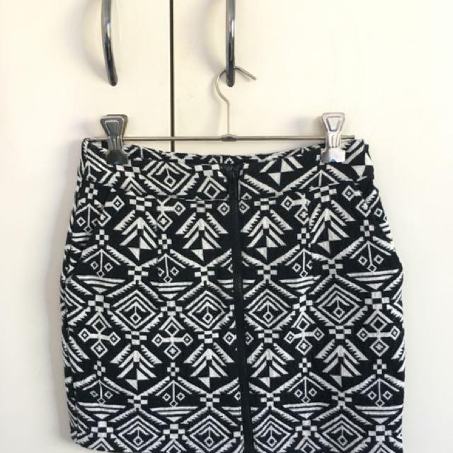 XS skirts