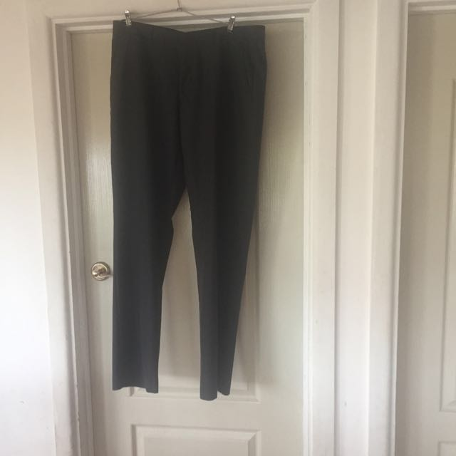 YD pants in Charcoal
