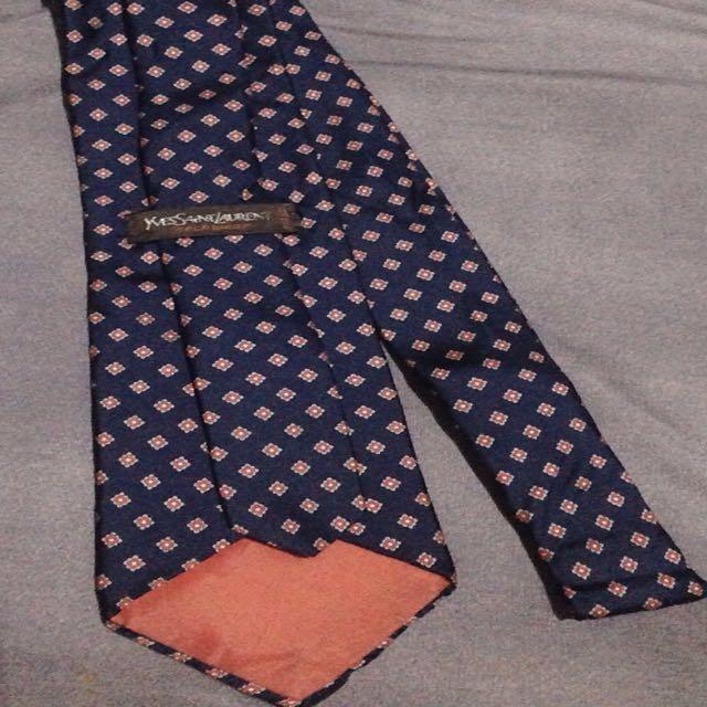 YSL Men's Neck Tie