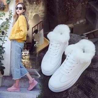 New Arrival ❤️韓版保暖休閑鞋👍🏻 減齡易襯❤️超舒服🙈