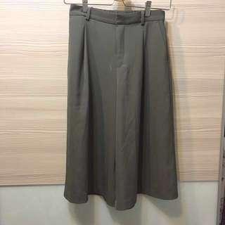🚚 Uniqlo 垂墜風寬闊褲 #我有UQ要賣