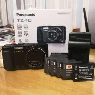 日版Panasonic Lumix TZ40/ZS30