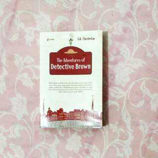 The Adventures of Detective Brown (ver. Indonesia)
