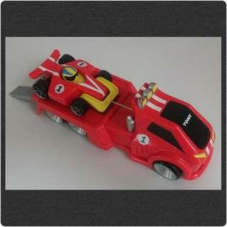 (2nd) TAKARA TOMY Race Car N Truck