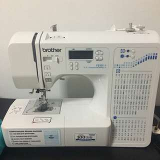 Brother Sewing Machine FS101 Computerised