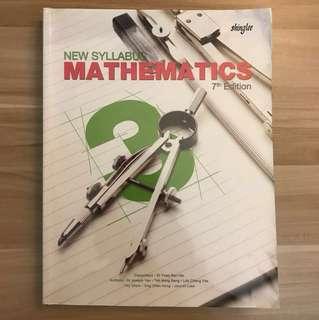 New Syllabus Mathematics (Sec 3)