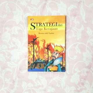 Strategi Dari Tiga Kerajaan (Komik Inspiratif)