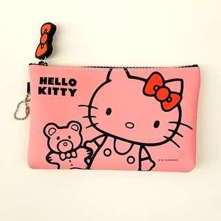 p+g design Hello Kitty 矽膠收納袋