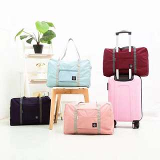 Foldable Travel Luggage Bag Waterproof Nylon Folding Home Travel Package Unisex