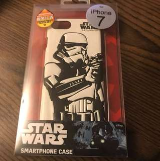 iPhone 7 8 Star Wars 立體機套