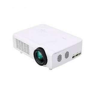 Aupuda YK-20 1800lms WiFi LED Projector 1024 x 768 Support 1080p
