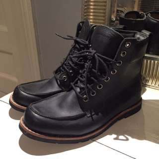 Men's Leather Timberland Boots