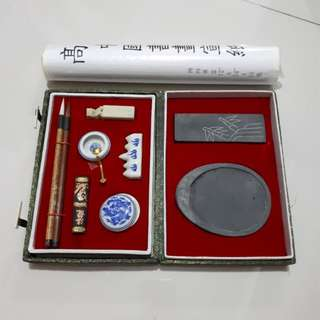 Authentic Chinese Calligraphy Set