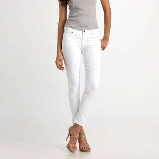 Citizens of Humanity Thompson White Skinny Jeans - Size 26