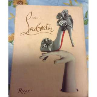 Christian Louboutin Book