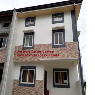 3 Storey Spacious Modern House and Lot in Exclusive Subd. near MRT7