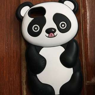 iPhone 5/5s/SE panda case