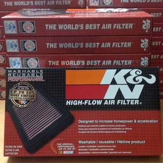 Perodua Myvi 1.5L K&N Drop In Air Filter